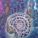 &quot;From Conception to Conception- Journey of the Infinite soul&quot;- 09* *ORIGINAL AVAILABLE** by Donna Raymond