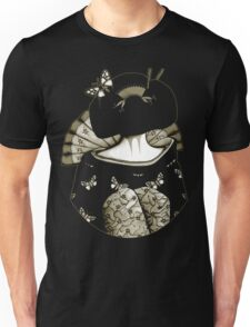 Geisha Girl antique Unisex T-Shirt
