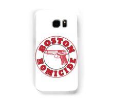 Rizzles Boston Homicide Logo Samsung Galaxy Case/Skin
