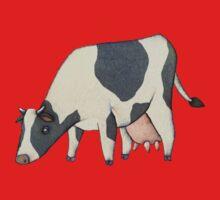 Cow Baby Tee