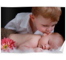 Gentle kisses Poster
