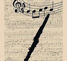 Clarinet by sophiaz