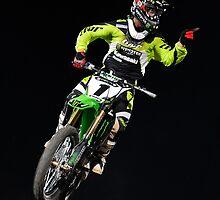 1- Chad REED - Winner Super X Parramatta Stadium on the 14-11-2009 by DavidIori