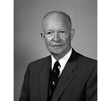 President Dwight Eisenhower Photographic Print