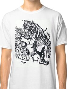Hell has no fury Classic T-Shirt