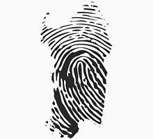 Sardinian fingerprint - Sardegna impronta Unisex T-Shirt