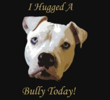I Hugged A Bully Today! by Zdogs