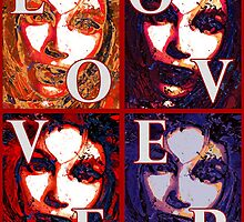 LOVE OVER - OVER LOVE by Max Perry by Max Perry