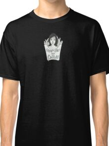 French Fries with Caitlin Classic T-Shirt