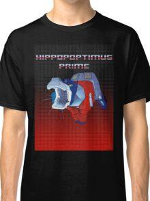 HIPPOPOPTIMUS PRIME Classic T-Shirt