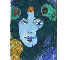 Art Nouveau Beauty Photographic Print