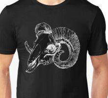 Ram Skull Unisex T-Shirt