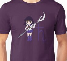 Chibi Sailor Saturn Unisex T-Shirt