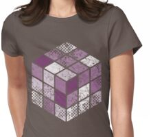 RubixGirl Womens Fitted T-Shirt