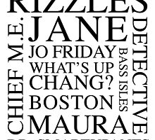 Rizzles Square.  by wearitout