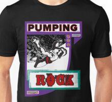 Pumping Rock (Climbing) 2 Unisex T-Shirt