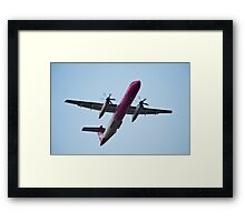 Two Turning Framed Print