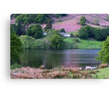 Rydal Water 2 Canvas Print