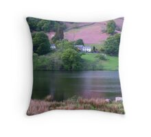 Rydal Water 2 Throw Pillow