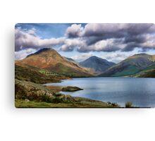 wasdale landscape Canvas Print