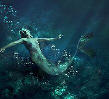Mermaid by Ton de Vrind