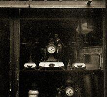 time warp by Nikos Kantarakias