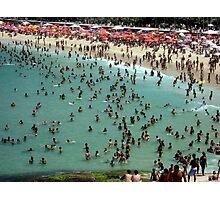 Ipanema Beach Photographic Print
