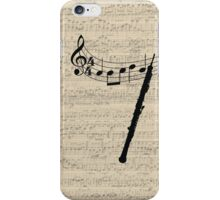 Oboe - iPhone Cases iPhone Case/Skin