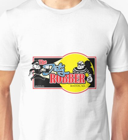The Dirty Robber  Unisex T-Shirt