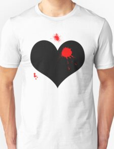 Bullet to the heart  T-Shirt