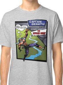 Capt Granitic Comic Panel 02 Classic T-Shirt