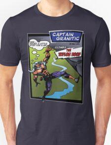 Capt Granitic Comic Panel 02 Unisex T-Shirt