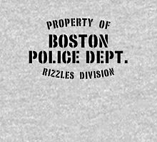 Property of Boston Police Dept. Rizzles Div. Unisex T-Shirt
