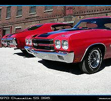 Chevelle 1970 Pair by 454autoart