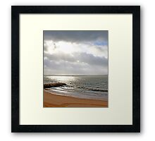 shine.... Framed Print