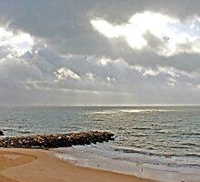 Sto. Amaro beach by terezadelpilar~ art & architecture