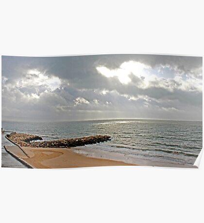 Sto. Amaro beach Poster