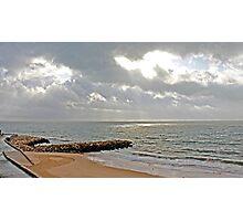 Sto. Amaro beach Photographic Print
