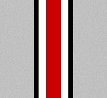 Ohio state helmet stripe by altick25