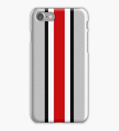 Ohio state helmet stripe iPhone Case/Skin