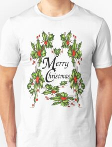 Holly, Holly, Holly (for light t's) T-Shirt