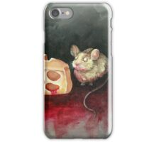 The Reward is Cheese iPhone Case/Skin