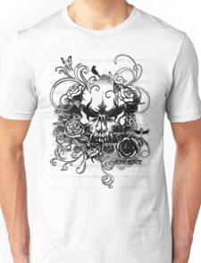 Blooming Skull T-Shirt