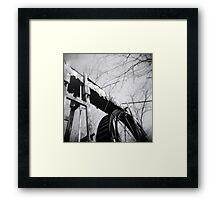 Ole Spencer Mill Framed Print