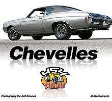 2010 Chevrolet Chevelles by 454autoart