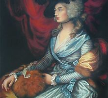 Mrs Siddons by Esther Boshoff