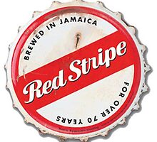 Red Stripe Jamaican Style Lager  by haley2925