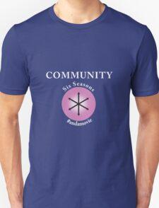 Community: Six Seasons #andamovie T-Shirt