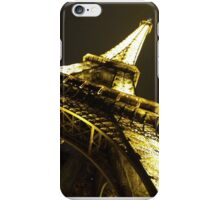 Eiffel Tower: Paris iPhone Case/Skin