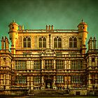 Wollaton Hall, Wollaton Park, Nottingham by goZzee